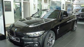 BMW 420i Cabrio F33