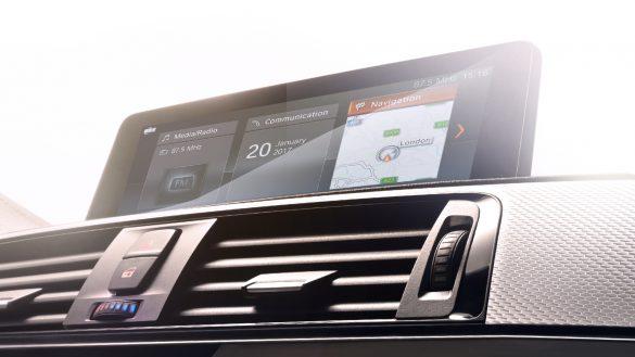BMW 2er Coupé Display