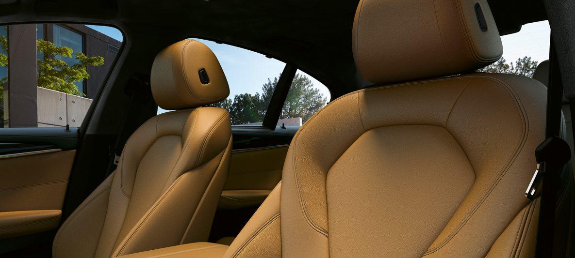 M Multifunktionssitze BMW M550i xDrive Limousine G30 LCI Facelift 2020 Interieur