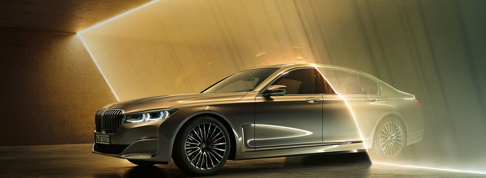 BMW 7er Limousine Langversion