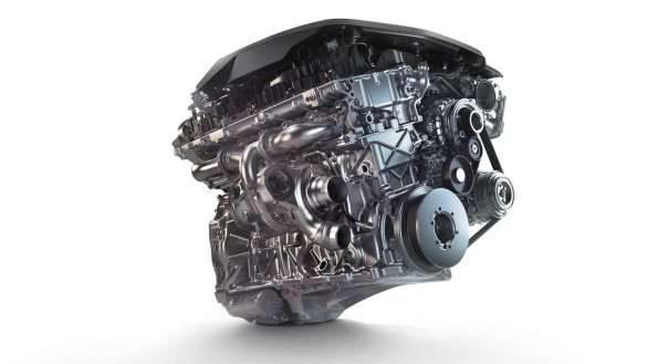 BMW 2er Cabrio BMW TwinPower Turbo 2,0-Liter 4-Zylinder Benzinmotor