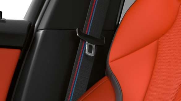 BMW M135i xDrive M Sicherheitsgurte