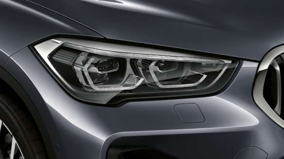 BMW X1 adaptive LED Scheinwerfer