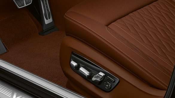 BMW M760Li xDrive Limousine Komfortsitze