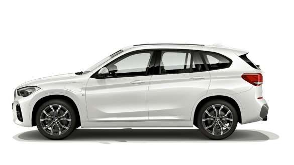 BMW X1 xDrive25e von links