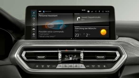 Plug-in Hybrid BMW X3 xDrive30e G01 Digitale Dienste 2021