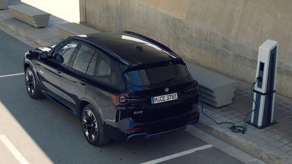 BMW iX3 G08 Hochvolt Batterie